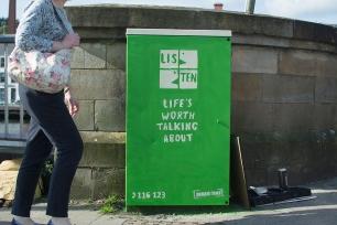 Cork Samaritans Collaboration #2