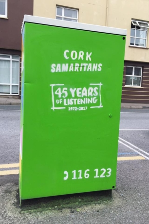 Cork Samaritans Collaboration