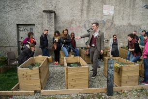 Cork Food Harvest Festival Talk
