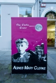 Agnes Mary Clerke - Sponsored by Blackrock Castle Observatory. Clerke, an astronomer in the 19th century, is the only Corkonian with a crater on the moon named after her.