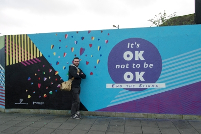 Collaboration with First Fortnight and Cork Mental Health Foundation